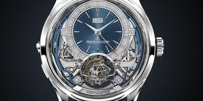 La nouvelle montre Master de Jaeger-LeCoultre