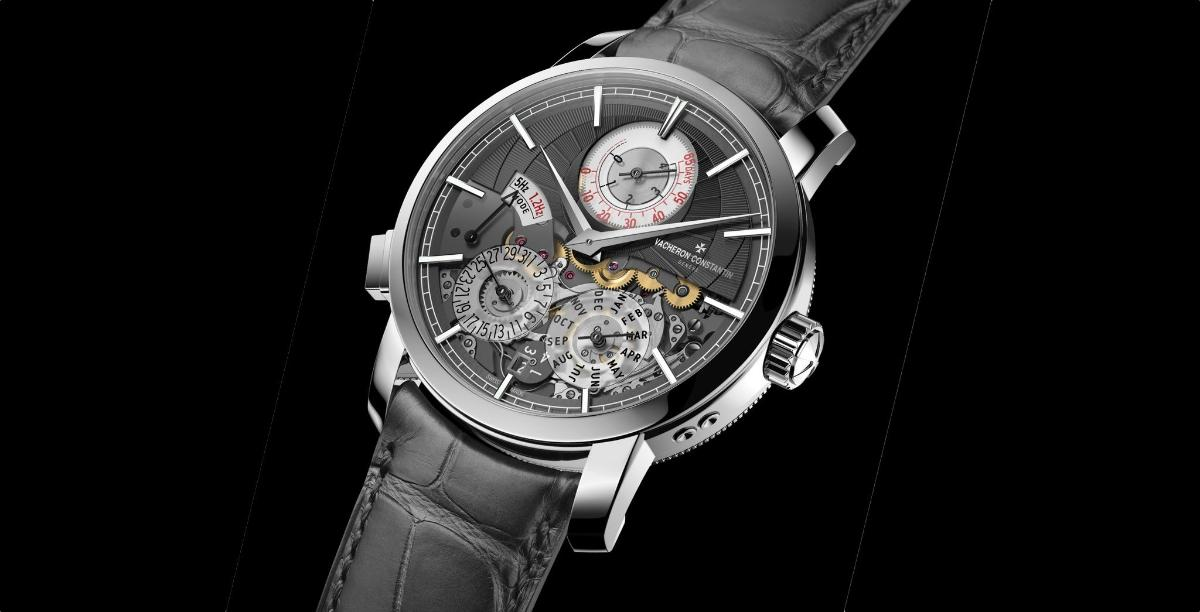 La montre Twin Beat de Vacheron Constantin